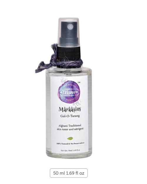 Marssaim Rose Water