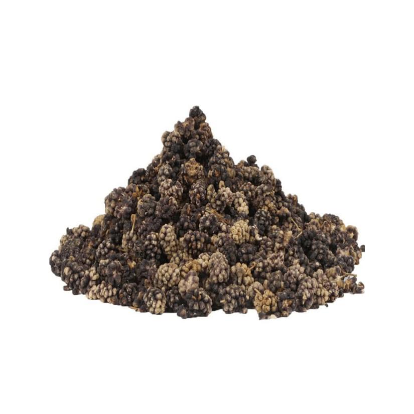 Dried Black Mulberries