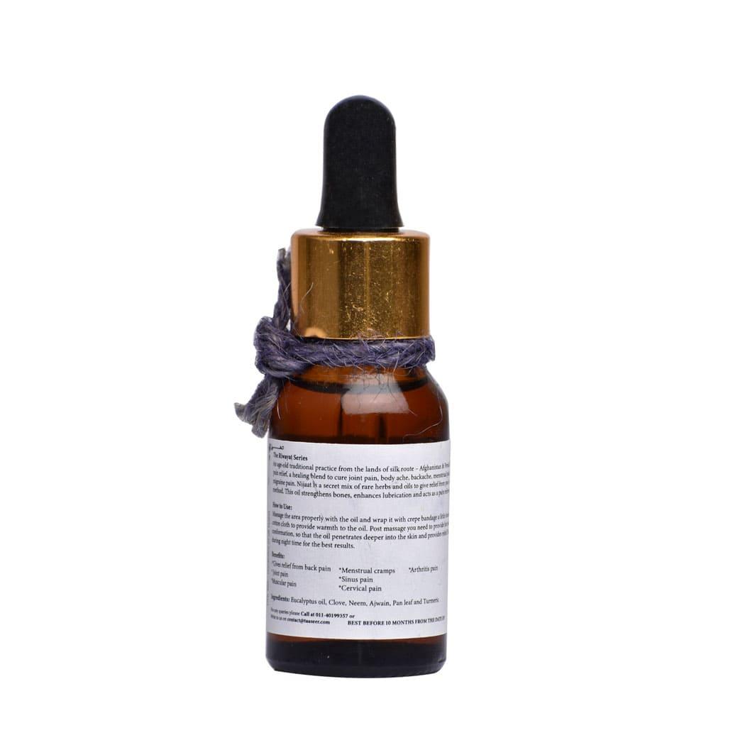 best pain relief oil
