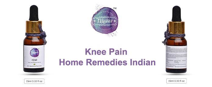 Knee Pain Home Remedies Indian