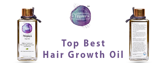 Top Best Hair Growth Oil